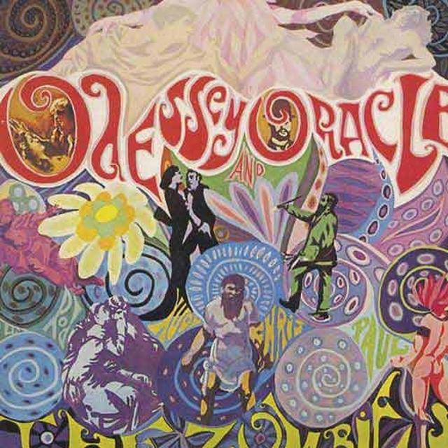The Zombies ODESSEY & ORACLE Vinyl Record - Japan Import