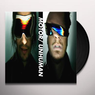 Motor UNHUMAN Vinyl Record