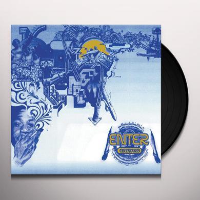 Dj Kentaro ENTER Vinyl Record