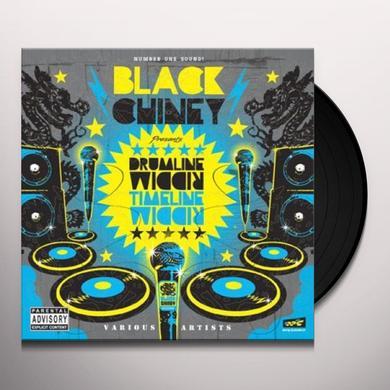 Black Chiney DRUMLINE RIDDIM TIMELINE RIDDIM Vinyl Record