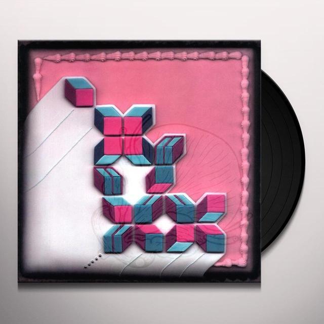 Boom Bip SACCHRILEGE (EP) Vinyl Record