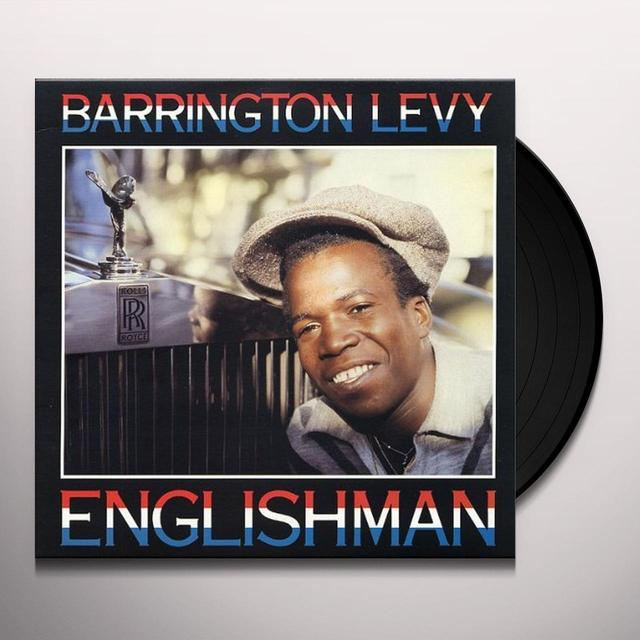 Barrington Levy ENGLISHMAN Vinyl Record