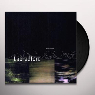 Labradford FIXED::CONTEXT Vinyl Record