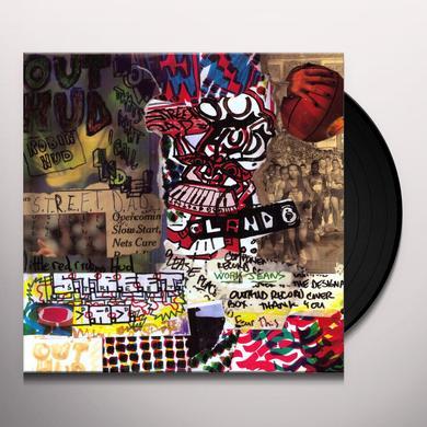 Out Hud S.T.R.E.E.T. D.A.D. Vinyl Record