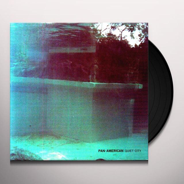 Pan American QUIET CITY Vinyl Record