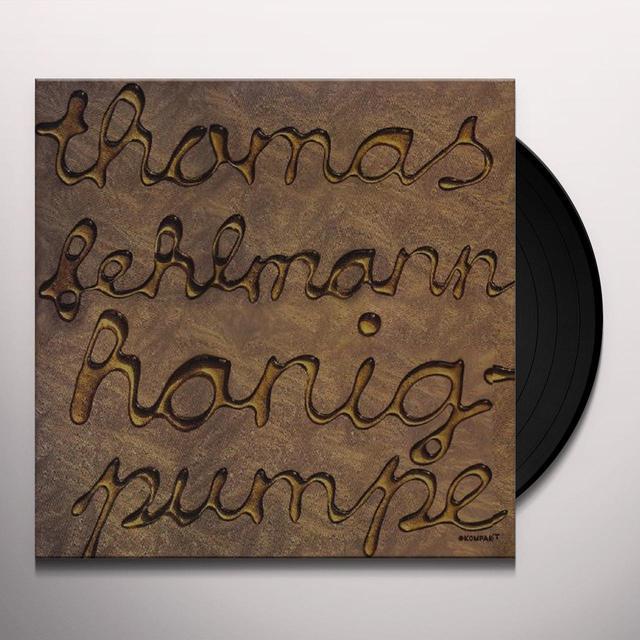 Thomas Fehlmann HONIGPUMPE Vinyl Record