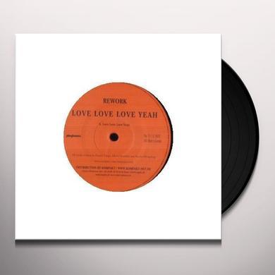 Rework LOVE LOVE LOVE YEAH (EP) Vinyl Record