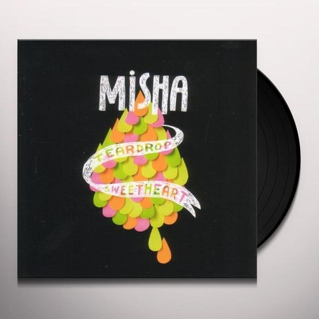 Misha TEARDROP SWEETHEART Vinyl Record