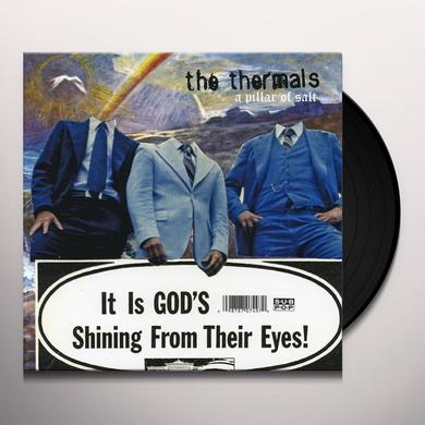The Thermals PILLAR OF SALT Vinyl Record