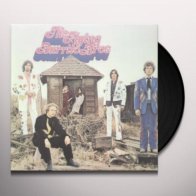 The Flying Burrito Brothers GILDED PALACE OF SIN Vinyl Record