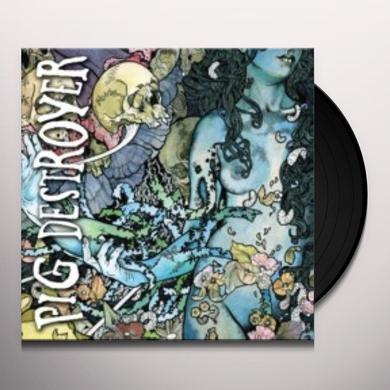 Pig Destroyer PHANTOM LIMB Vinyl Record