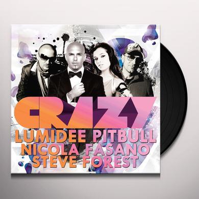 Lumidee CRAZY Vinyl Record
