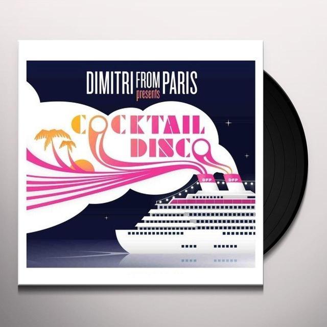 Dimitri From Paris COCKTAIL DISCO (Vinyl)