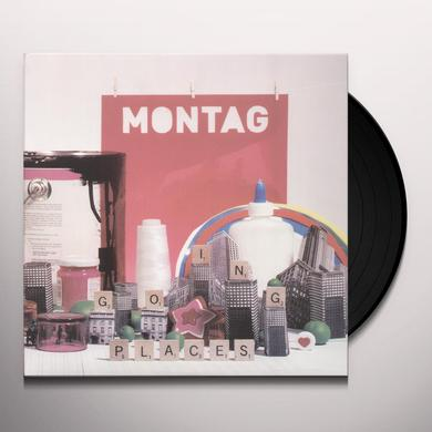 Montag GOING PLACES Vinyl Record