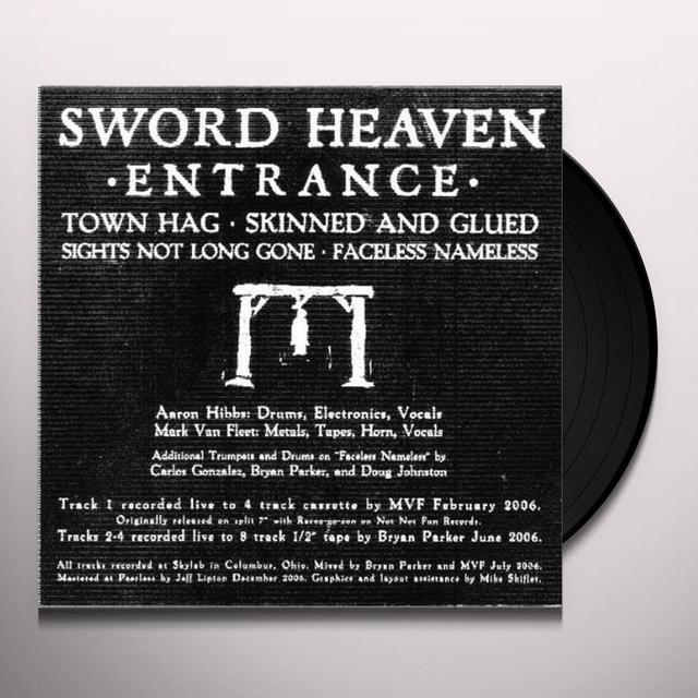 Sword Heaven ENTRANCE Vinyl Record