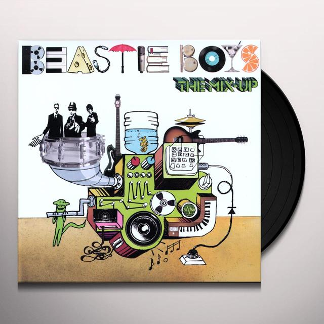 Beastie Boys MIX UP Vinyl Record
