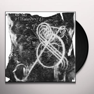 Mr 76Ix 3 (MINORITY OF 1) Vinyl Record