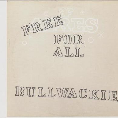 Bullwackies All Stars FREE FOR ALL Vinyl Record