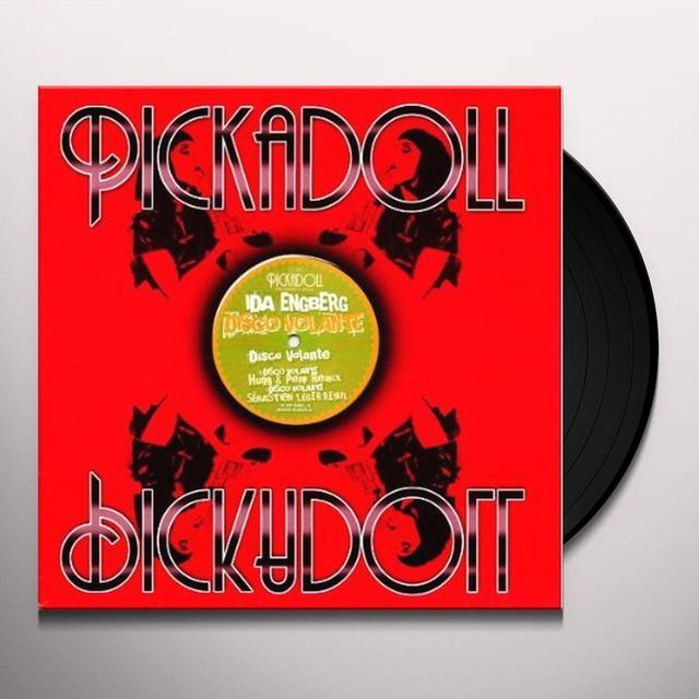 Ida Engberg DISCO VOLANTE Vinyl Record
