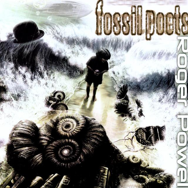 Roger Powell FOSSIL POETS Vinyl Record