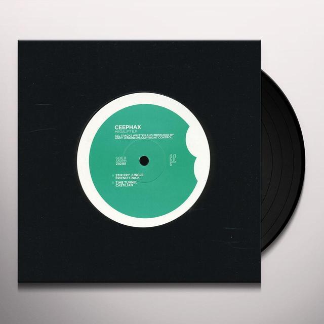 Ceephax MEGALIFT Vinyl Record