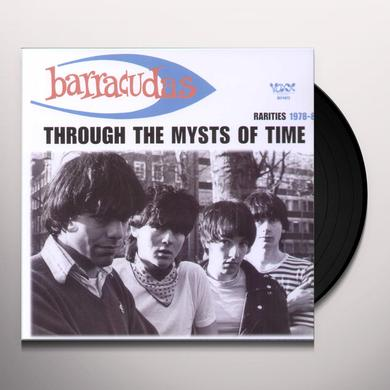 BARRACUDAS THROUGH MYSTS OF TIME Vinyl Record - Limited Edition