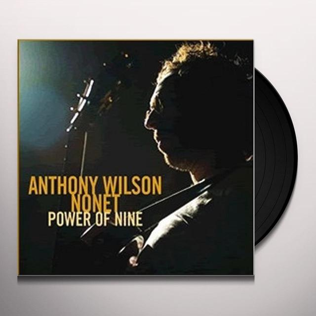 Anthony Wilson POWER OF NINE Vinyl Record