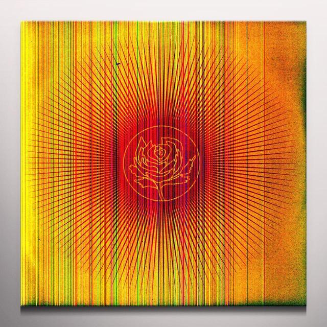 Ryan Adams EASY TIGER Vinyl Record - Colored Vinyl, Limited Edition, Orange Vinyl
