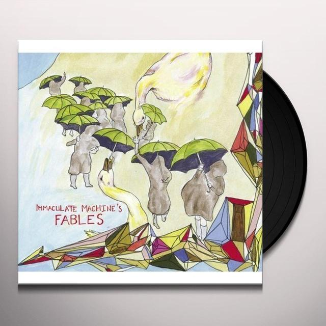 Immaculate Machine FABLES Vinyl Record