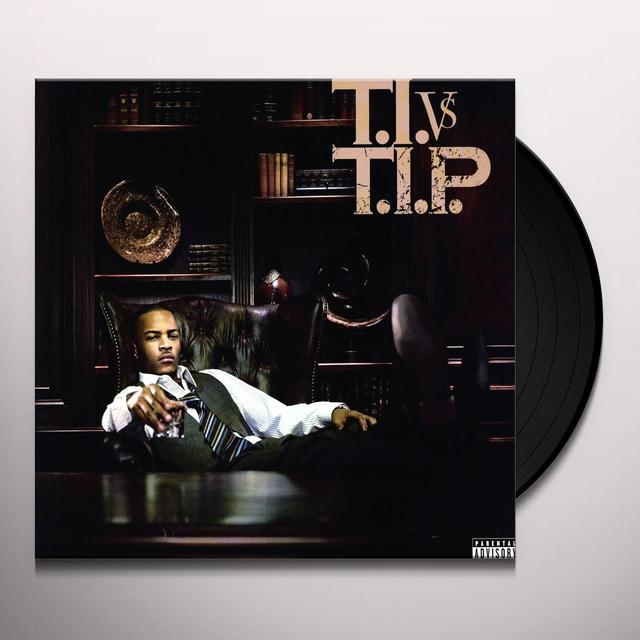 T.I. VS TIP Vinyl Record
