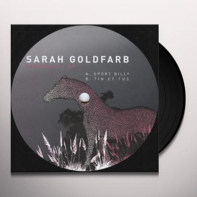 Sarah Goldfarb SPORT BILLY (EP) Vinyl Record