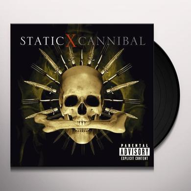 Static-X CANNIBAL Vinyl Record