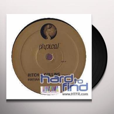 Ritch & Collins FORTUNA (EP) Vinyl Record