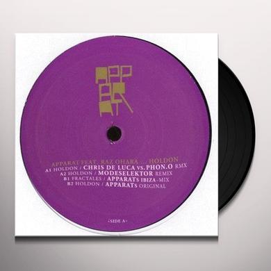 Raz Apparat / Ohara HOLDON Vinyl Record