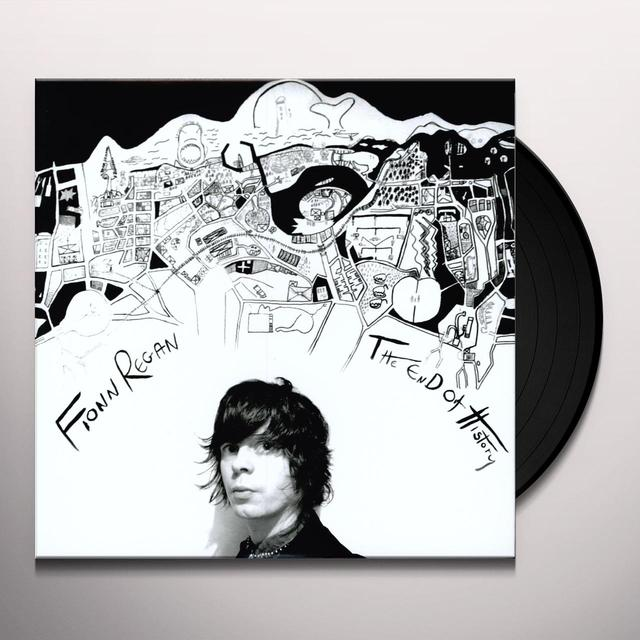 Fionn Regan END OF HISTORY (Vinyl)
