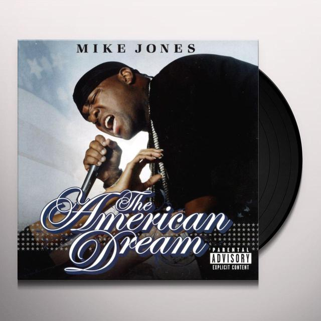 Mike Jones AMERICAN DREAM Vinyl Record