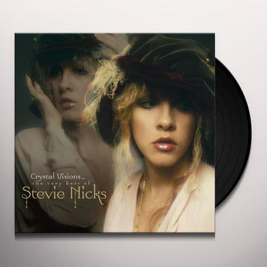 CRYSTAL VISIONS: VERY BEST OF STEVIE NICKS Vinyl Record