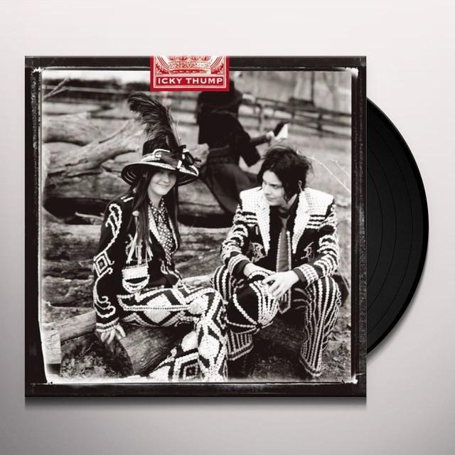 The White Stripes ICKY THUMP Vinyl Record