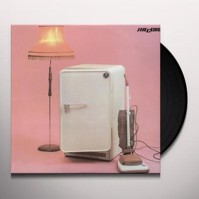 The Cure THREE IMAGINARY BOYS Vinyl Record