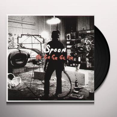 Spoon GA GA GA GA GA Vinyl Record