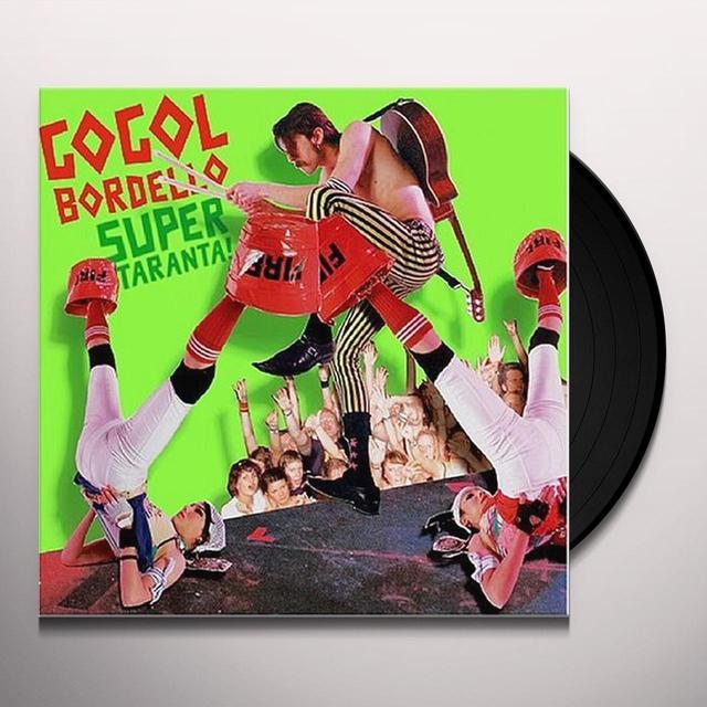 Gogol Bordello SUPER TARANTA Vinyl Record