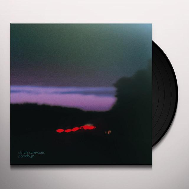 Ulrich Schnauss GOODBYE Vinyl Record