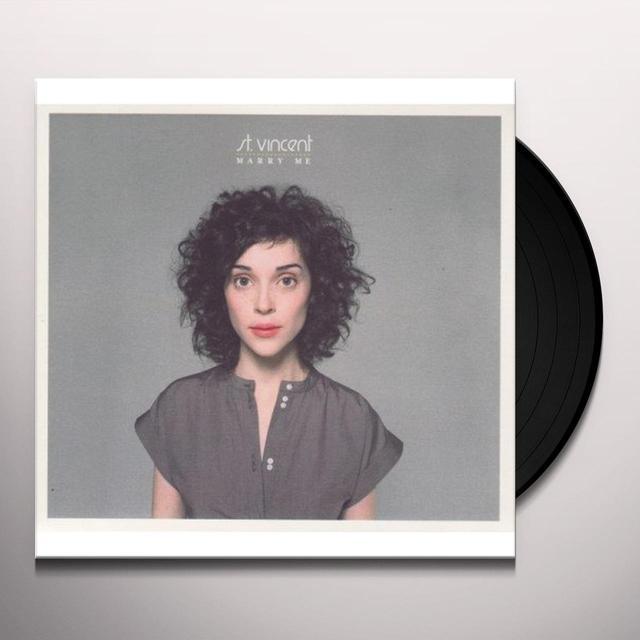 St Vincent MARRY ME Vinyl Record