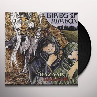 Birds Of Avalon BAZAAR BAZAAR Vinyl Record