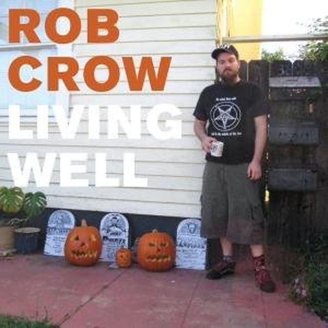 Rob Crow LIVING WELL (BONUS TRACKS) Vinyl Record