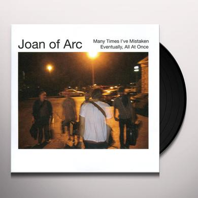 Joan Of Arc MANY TIMES I'VE MISTAKEN Vinyl Record