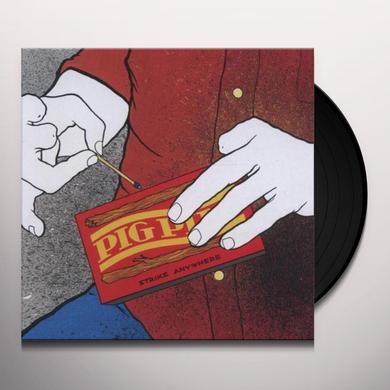 Big Black PIG PILE Vinyl Record - Reissue