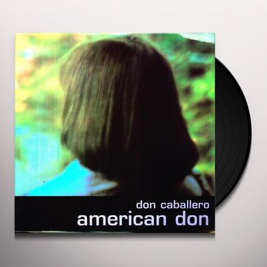 Don Caballero AMERICAN DON Vinyl Record - Reissue