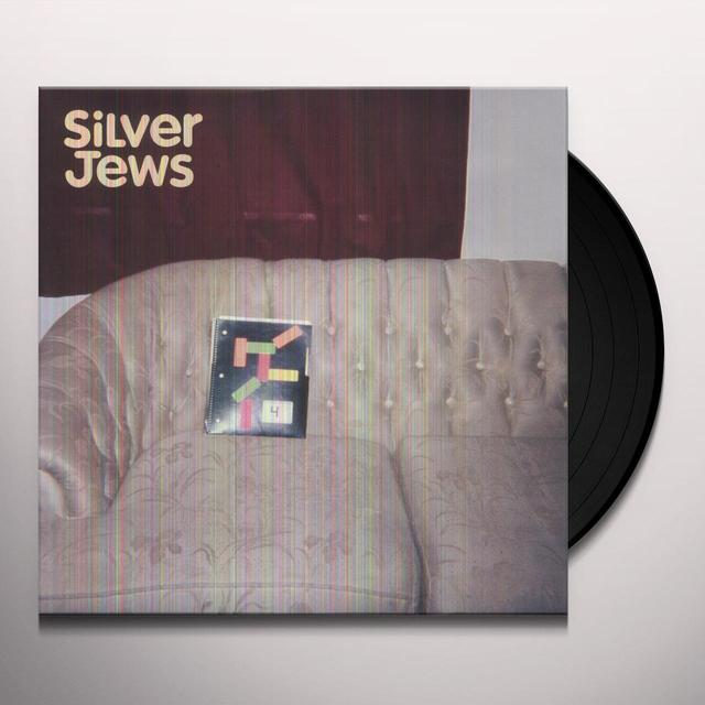 Silver Jews BRIGHT FLIGHT Vinyl Record - Reissue