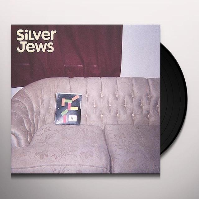 Silver Jews BRIGHT FLIGHT Vinyl Record - Reissue